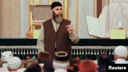 Муфтий Чечни Салах-хаджи Межиев