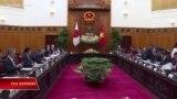 Chủ tịch Việt Nam cảm ơn Thủ tướng Nhật hỗ trợ vaccine