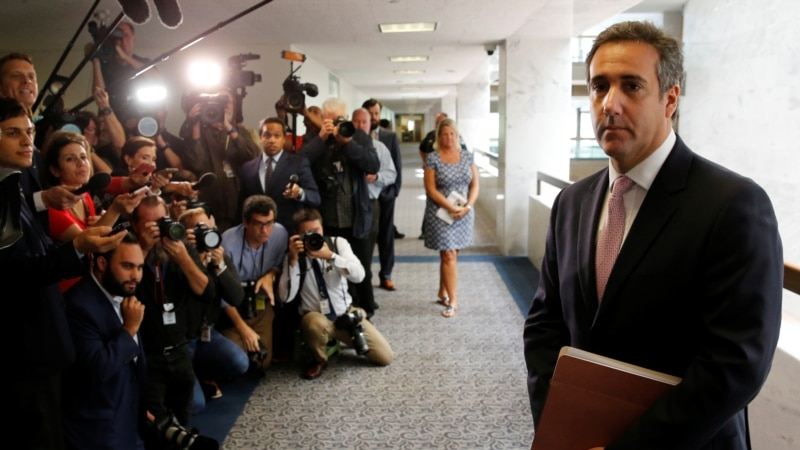 Voice of America, US Senate Panel Seeks Open Session with Trump Lawyer after Canceling Interview