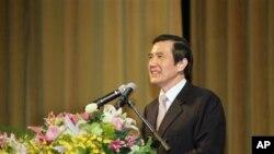 台湾总统马英九总统