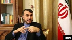 امیر عبداللهیان معاون وزیر امور خارجه ایران