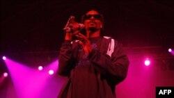 Рэпер Snoop Dogg