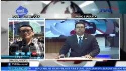 Laporan Langsung VOA untuk TVRI : Proses Pemakaman Muhamad Ali
