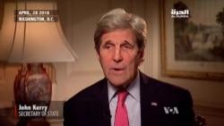 Kerry Hails Arab Efforts in Fight Against Terrorism