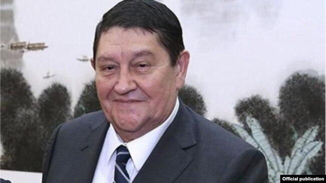 MXX rahbari Rustam Inoyatov