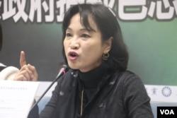 国民党立法委员柯志恩