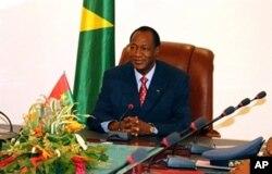 La réelection du président Blaise Compaoré a été contestée par l'opposition
