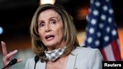 ေအာက္လႊတ္ေတာ္ ဥကၠ႒ Nancy Pelosi