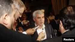 ο αντιπρόεδρος της συριακής αντιπολίτευσης, Ριάντ Σαϊντ