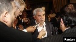 敘利亞反對派聯盟成員之一企業家里亞德-賽義夫