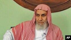 Salafistički šeik Shaaban Darwish