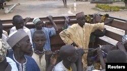 Abanyanijeriya bari barafashwe na Boko Haram