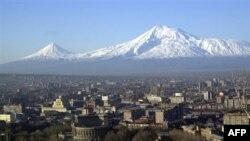 Ереван. Армения. 1 сентября 2000 года