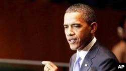 ایئرپورٹس پر سکریننگ کے مسائل سے آگاہ ہوں: صدر اوباما