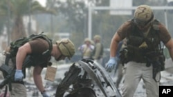 خودکش بم دھماکے میں نو عراقی فوجی ہلاک