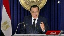 حمایت از انتقال قدرت در مصر