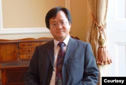 資料照:倫敦大學亞非學院中國研究院主任曾銳生