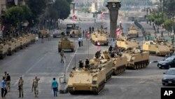 Kairski trg Tahrir danas