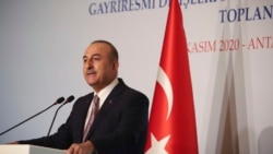 Міністр закордонних справ Туреччини Мевлют Чавушрглу, листопад 2020