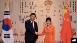 習近平訪問南韓 被評為削弱美國和亞洲盟國的關係
