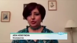 Aida Hüseynova ilə müsahibə