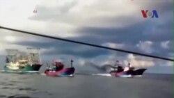 Việt Nam công bố video vụ đâm tàu, Trung Quốc tố ngược lại