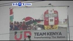 Kampeni za #uchaguzi zapamba moto nchini #Kenya.