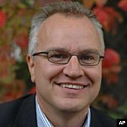 Peace Research Institute Oslo Director Kristian Berg Harpviken says he is not surprised WikiLeaks has been nominated
