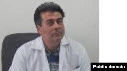 دکتر انوری مدیر بیمارستان ضیاییان