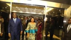 Mike Hammer se félicite de la visite du président Tshisekedi à Washington