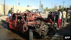 3 quả bom xe hơi liên tiếp phát nổ tại thành phố Kirkuk ở miền bắc.