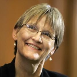 President of Harvard University Drew Gilpin Faust