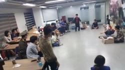 [뉴스풍경 오디오] 북한 '꽃제비' 실상 담은 연극, 미국 순회 공연