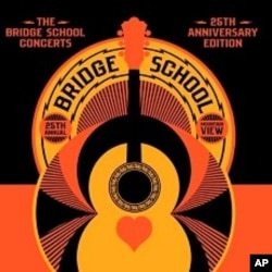 The Bridge School 25th Anniversary Concert CD