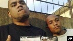 Micro2 - duo de hip-hop Moçambicano
