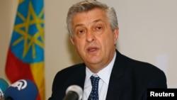 Komisioner Tinggi PBB untuk Pengungsi, Filippo Grandi (foto: dok).