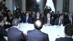 Respons Investor terhadap Perundingan Dagang AS-China