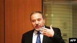 Міністр закордонних справ Ізраїлю Авігдор Ліберман