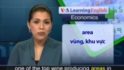 Anh ngữ đặc biệt: California Winemakers Target China (VOA)