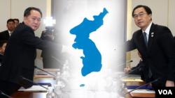 海峡论谈:两韩冬奥共举统一旗 两岸破冰遥遥无期?