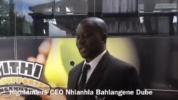 Madinda Ndlovu New Bosso Teachnical Manager