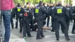 極右極端分子試圖闖入德國國會
