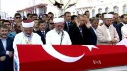 US Urges Restraint After Turkey Coup Attempt