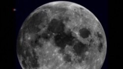 Ciclo lunar completo en video