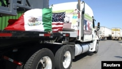 Growing Economic Cooperation Between U.S., Mexico