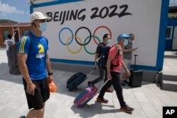 چین آئندہ برس ونٹر اولمپکس کی میزبانی کرے گا۔