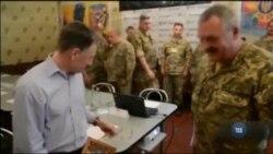 Єдине місце, у якому російськомовним в Україні небезпечно - це території, на яких перебувають війська Росії - Курт Волкер. Відео