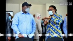 Liyebisi lya kafu kafu lya mbulamatari ya RDC mpo na mangwele ma COVID-19 lelo (Dr. Eteni)