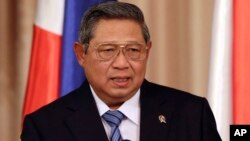 Presiden Susilo Bambang Yudhoyono menyerukan kedua Capres dan pendukungnya agar menunggu hasil resmi KPU tanggal 22 Juli (foto: dok).