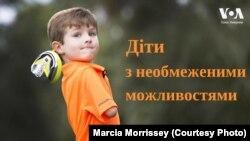 Шестирічний Томмі Морріссі, що народився з однією рукою, обожнює грати в гольф